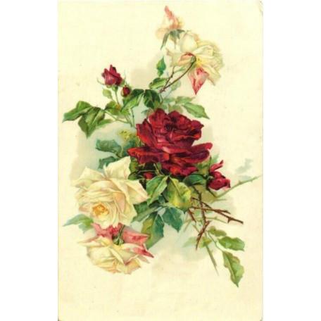 Принт А4 Розы