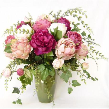 Принт А 3Пионовидные розы