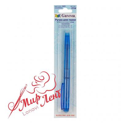 Ручка для ткани синяя