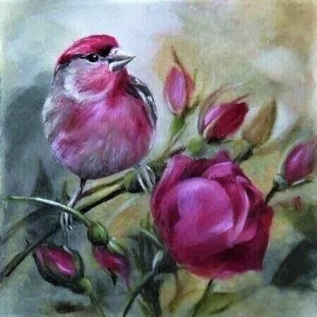 Принт  Птица