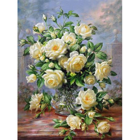 Принт А3 букет роз