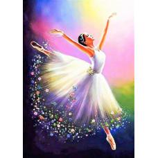 Принт А3 Балерина