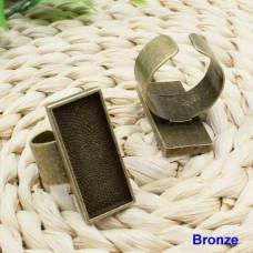 Основа для кольца  бронза